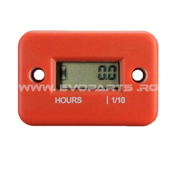 Hour meter Moto Atv Barca ceas Indicator ore functionare