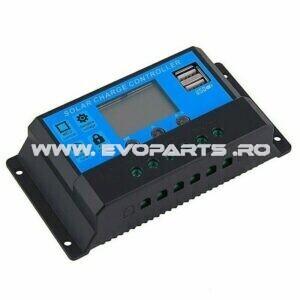 Regulator Panou Solar Controller Incarcator 30a