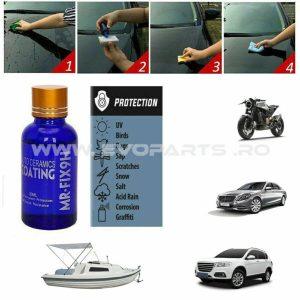 Protectie Ceramica Hidrofoba Caroserie Auto Moto