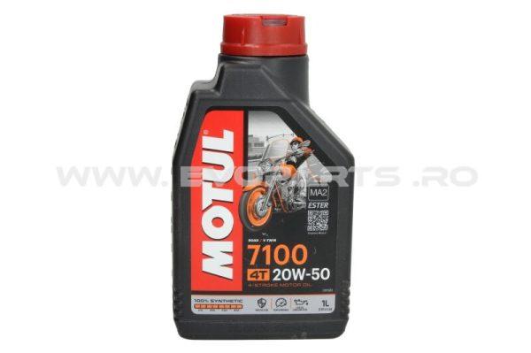 Ulei Motul 7100 20W50 4T 1L