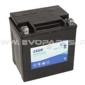 Baterie EXIDE AGM 12V 30AH (YB30L-B) Fara Intretinere
