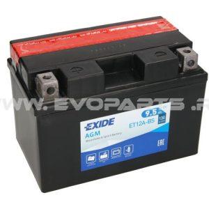 Baterie EXIDE AGM 12V 9.5AH (YT12A-BS) Fara Intretinere