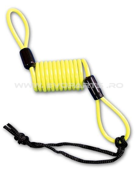 Cablu Reminder Antifurt Disc Alarma Moto Atv