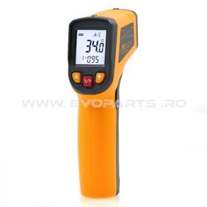 Termometru Pistol Laser Temperatura Non-Contact
