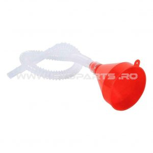Palnie Plastic Pentru Adaugare Combustibil / Ulei Moto