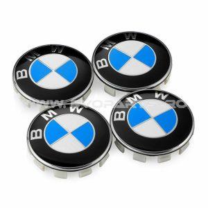 Embleme Capace Jante Roti BMW 68mm Seria 1 3 5 6 7 x1 x3 x5 x6